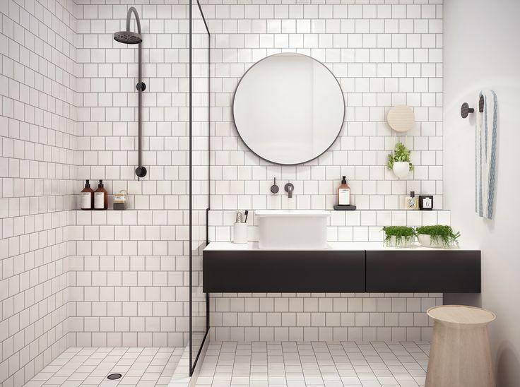 Bright Bathroom 2