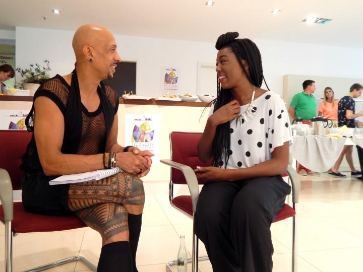 Tyrown Vincent Interview