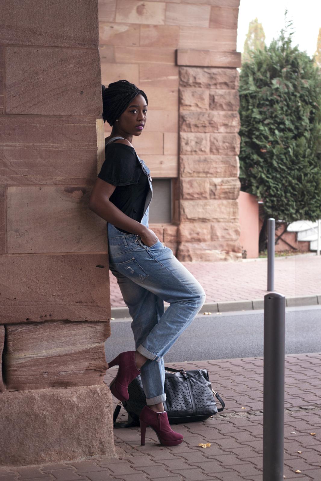 Jeans Overall elegant