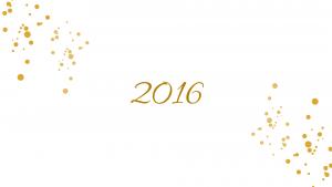 2016 Gold Sprinkles Wallpaper - Hello Black