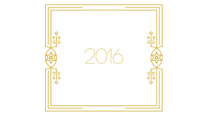2016 Gold Wallpaper - Hello Black