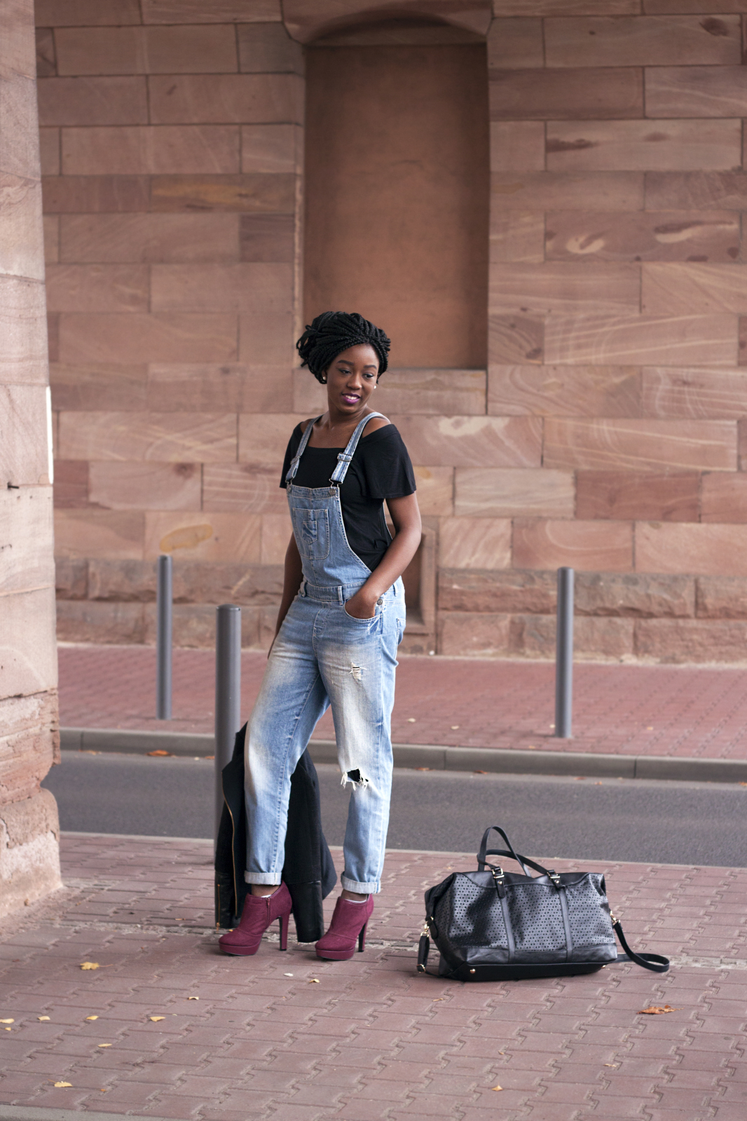 Jeans Overall elegant 4