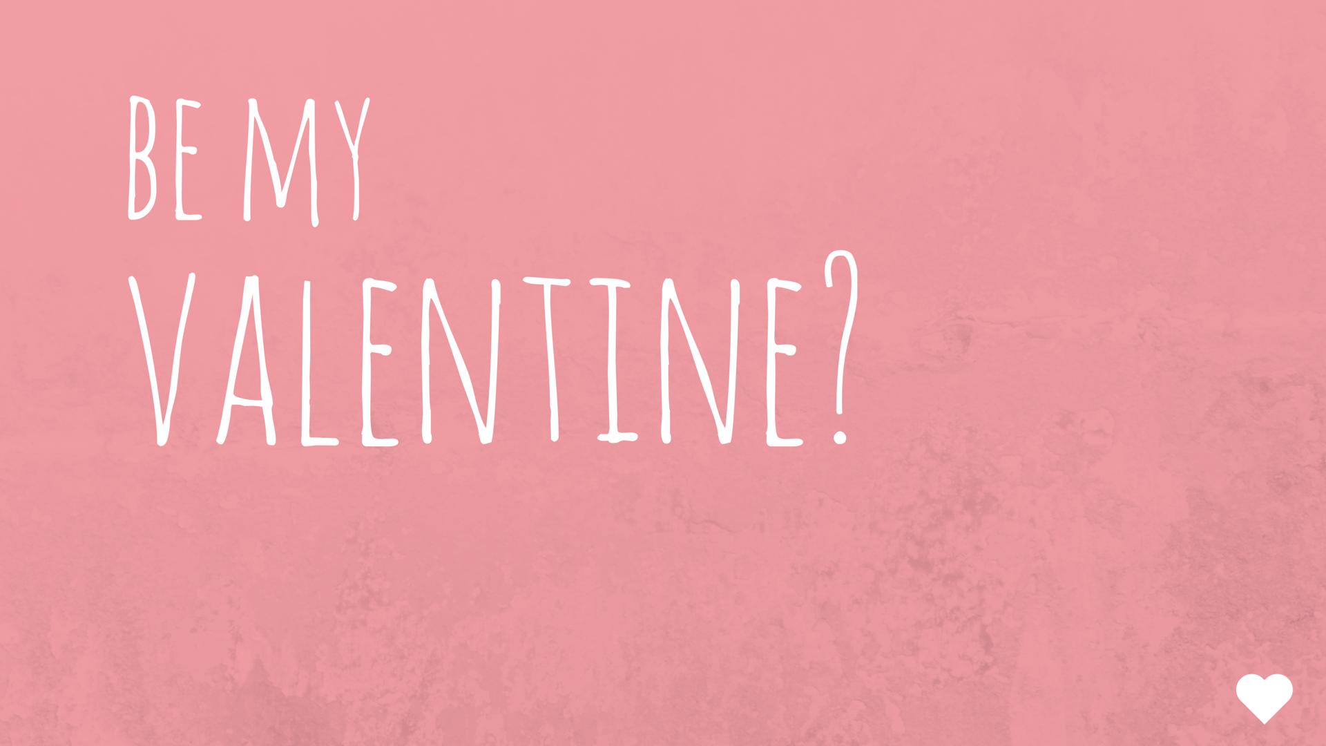 February Valentine Wallpaper