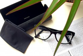 Prada Brille PR 29RV Black