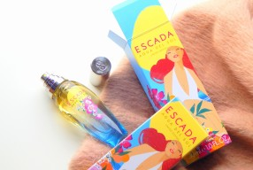 Giveaway: Escada Agua Del Sol – Limited Edition (+Review)