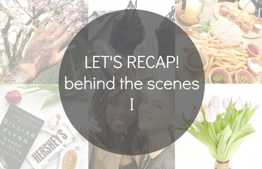 Let's Recap! – Behind The Scenes I