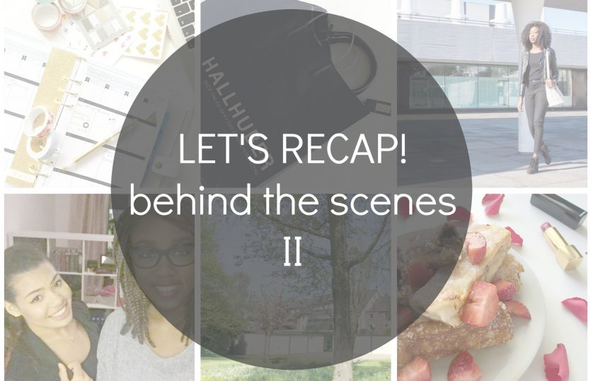 Let's Recap! – Behind The Scenes II