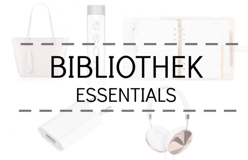 Oh, Du Schöner Uni Stress – Bibliothek Essentials