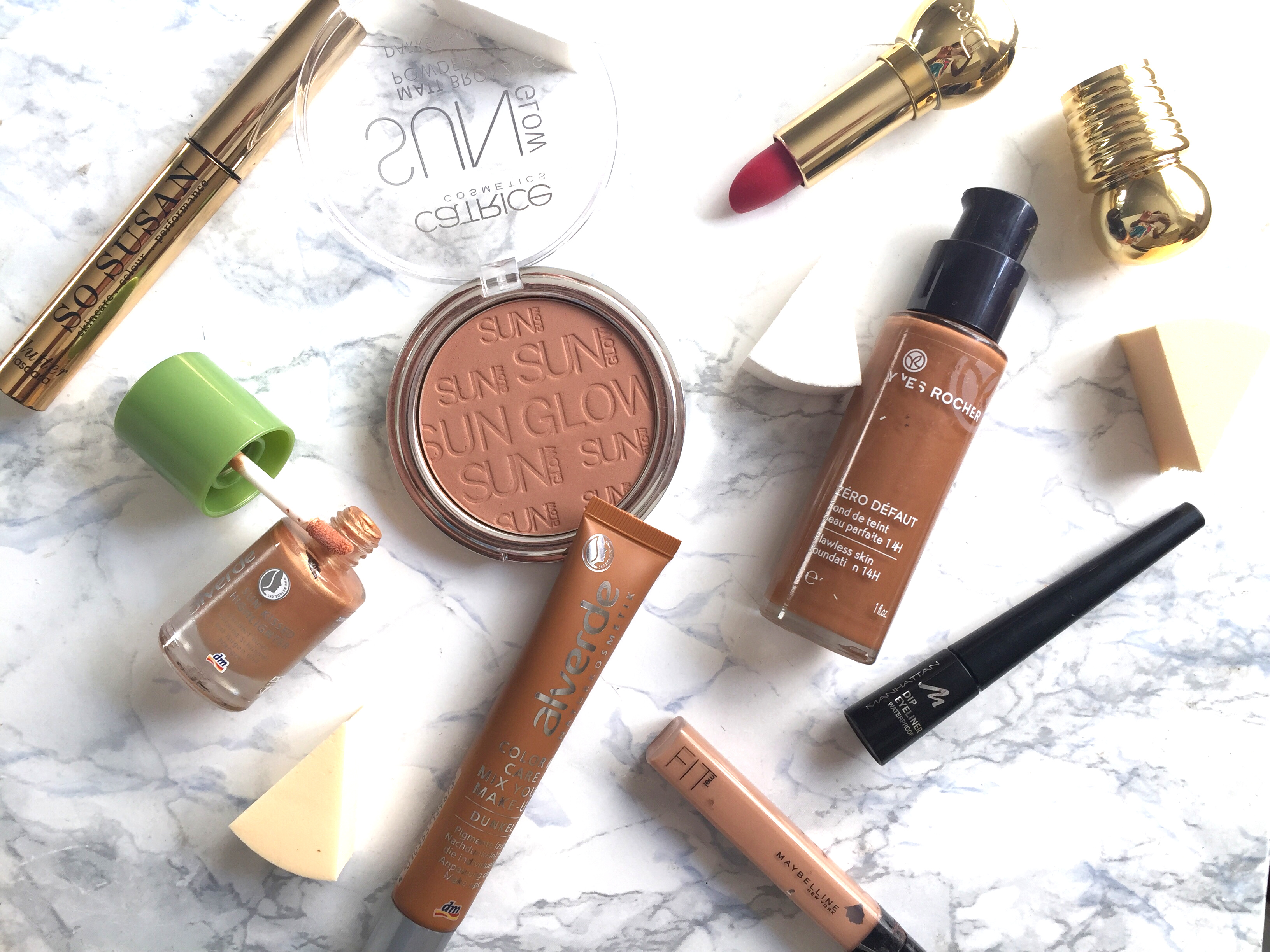 Everyday Make-Up: Drugstore Favorites