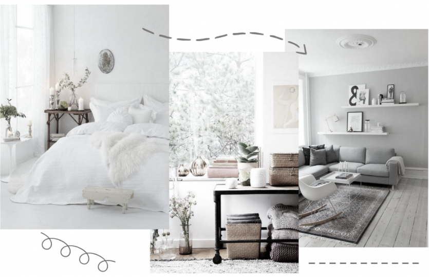Moving To Munich – Bedroom Moodboard